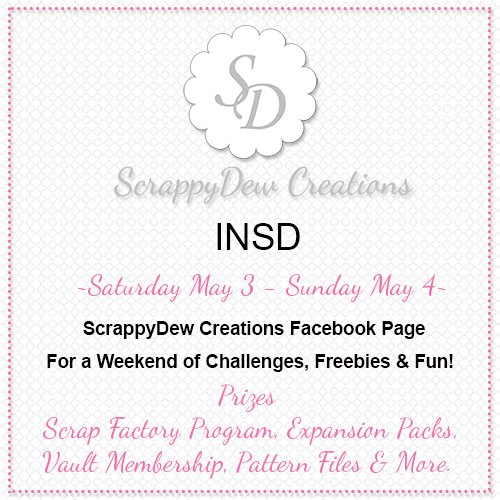 INSD – interNational Scrapbooking Day!