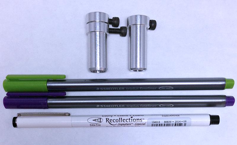 Line Fill Silver Bullet Pen Tool
