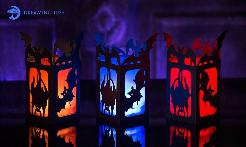 Halloween Lantern Free File Michellemybelle Creations