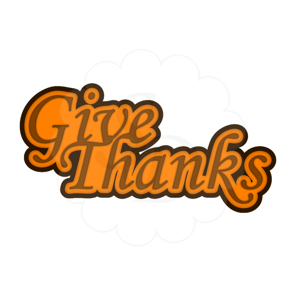 Factory Friday - Give Thanks